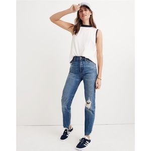 NWT Madewell The Perfect Summer Jean W29